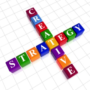 Strategy and creative as a crossword